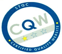 STQC Certificate of dahd.nic.in